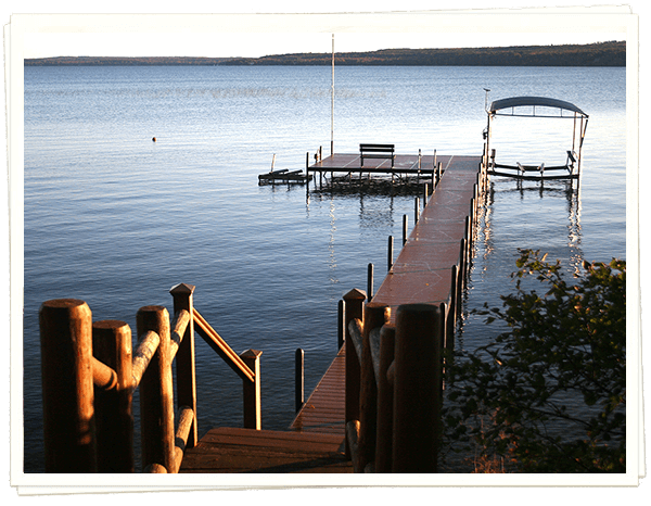 Vinyl Dock Systems Michigan Lake Products