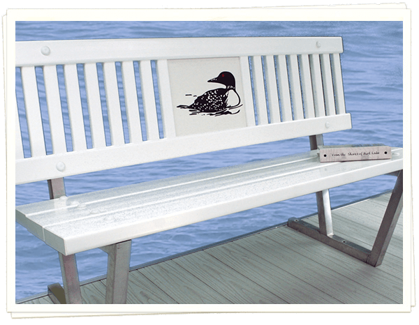 Bench---Loon-Bench