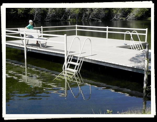 Dock-Rail