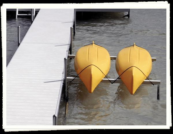 Kayak-Rack-Double
