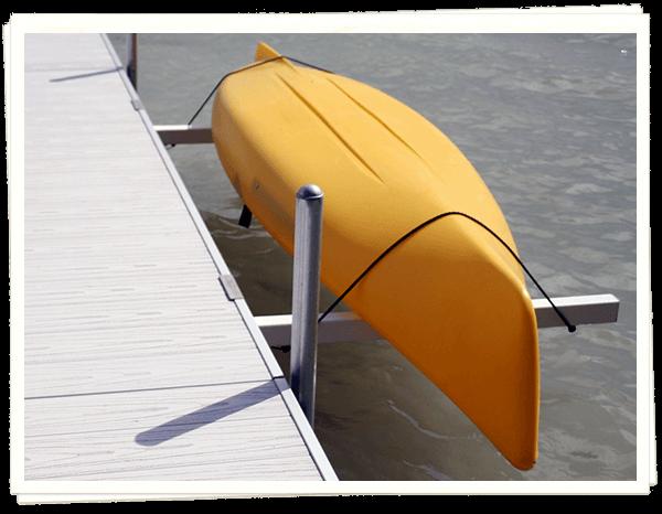 Kayak-Rack-Single