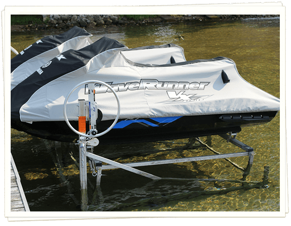 Craftlander Double 1200# Personal Watercraft Double Lift